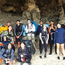 Year 11 Outdoor Education Cape to Cape Bushwalking Expedition 2021