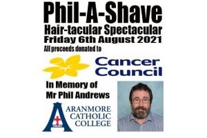 Phil-A-Shave Hair-tacular Spectacular Fundraiser