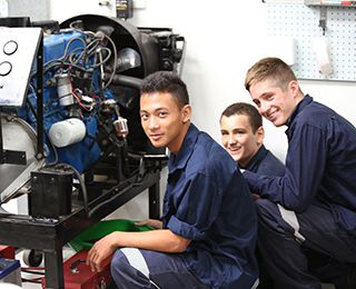 VOCATIONAL EDUCATION & 