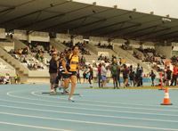 Inter House Athletics
