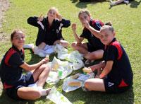 social picnic